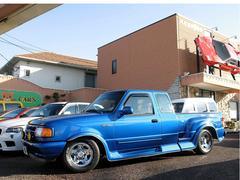 フォード レンジャーEXT ステップサイド 1ナンバー V6 3.0 新車並行