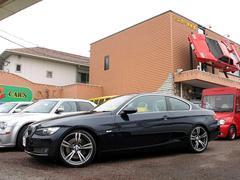 BMW335iクーペ 3.0ツインターボ 右H