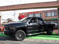 ダッジ ラムララミークワッドキャブ 4WD V8 左H