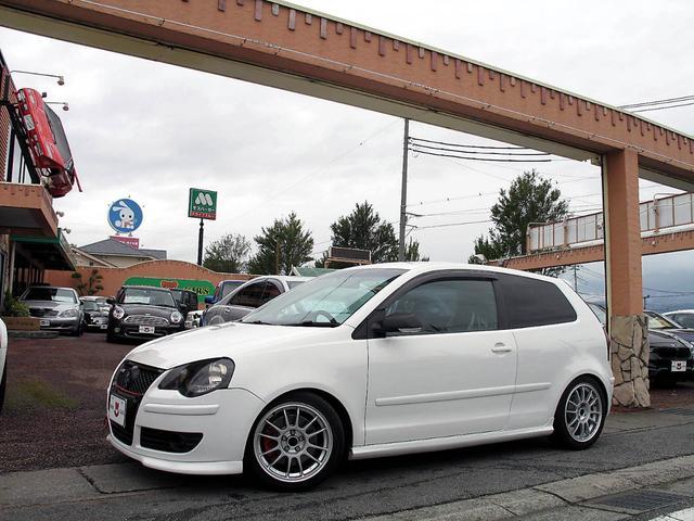 「フォルクスワーゲン」「VW ポロ」「コンパクトカー」「山梨県」「BOSS CARS(ボスカーズ)」の中古車
