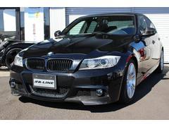 BMW325i Mスポーツ LCI 左H 純正ナビ ビル車高調