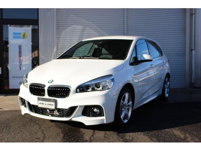 BMW 218dxDriveアクティブツアラーMスポコンフォトPサポ