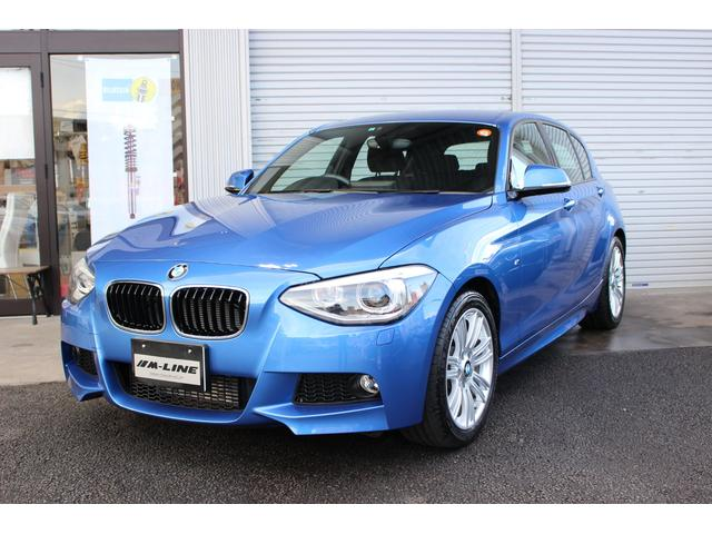 BMW 1シリーズ 116iMスポーツ 1オーナー HDDナビ P...