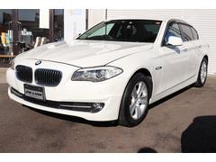 BMW528i 右H AT 黒革シート コンフォートアクセス