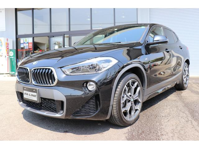 「BMW」「X2」「SUV・クロカン」「山梨県」の中古車