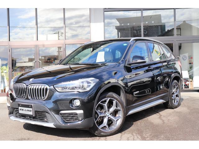 BMW xDrive 20i xライン ワンオーナー 純正ナビ バックカメラ レザーシート 前席シートヒーター LEDヘッドライト パークディスタンスコントロール 純正18インチアルミホイール ミラー型ETC フルタイム4WD