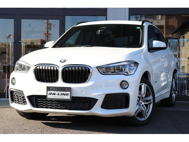 BMW sDrive 18i Mスポーツ 純正ナビ Bカメラ コンフォートアクセス PDC インテリジェントセーフティー Mスポーツ専用アルカンターラシート プッシュスタート オートエアコン オートライト 純正18インチアルミホイール ETC