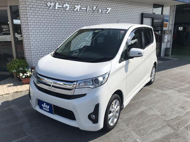 三菱 G 4WD 純正TVナビ Bカメラ スマートキー Pスタート