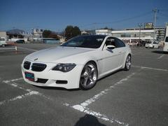 BMW M6左ハンドル