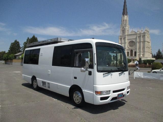 日産 キャンピングカー リゾートサルーン オートワークス京都製