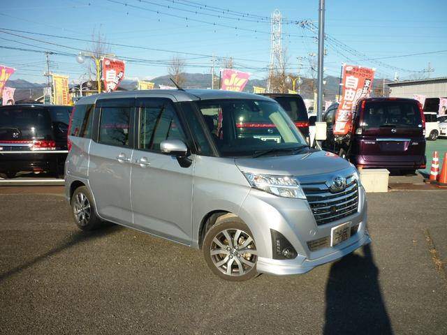 トヨタ カスタムG-T プッシュスタート パワースライドドア