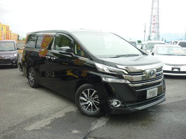 トヨタ 3.5V L 本皮シート 純正9.2インチナビ サンルーフ