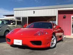 フェラーリ 360MSレーシングマフラー