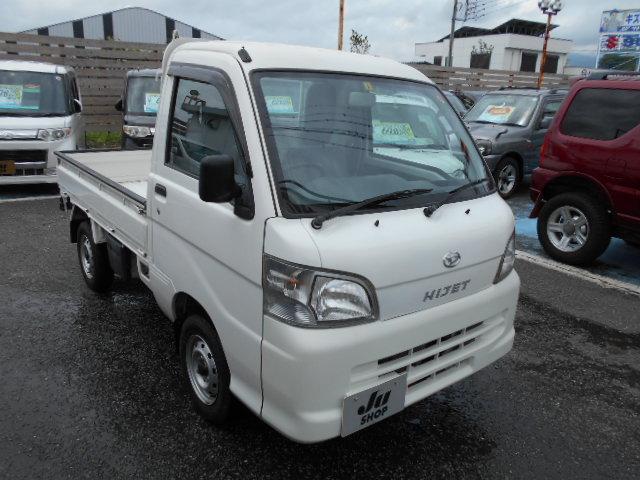 ダイハツ 4WD 5速 エアコン・パワステ スペシャル