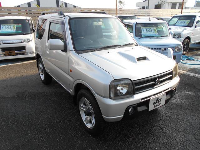 スズキ ジムニー XC 4WD AT 5型