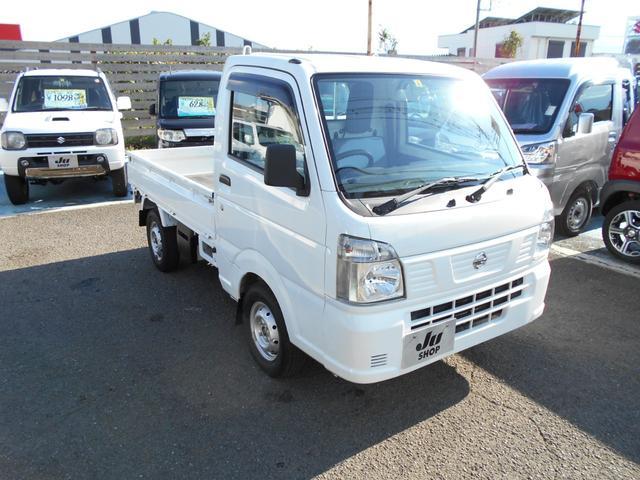 日産 NT100クリッパートラック DX 4WD AT