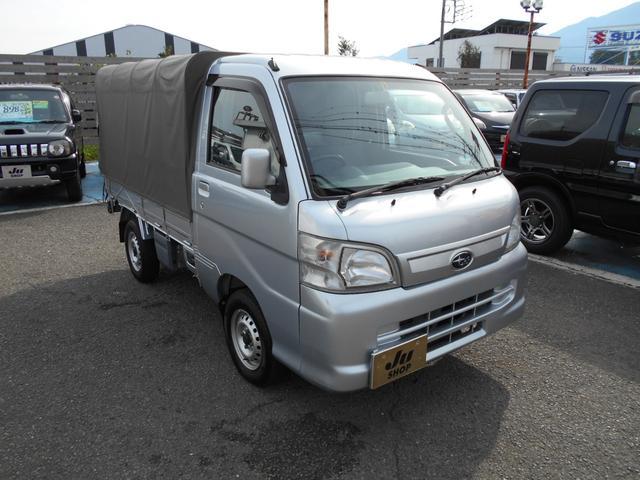 スバル TC 4WD AT 幌
