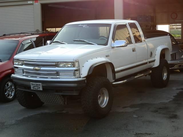 「シボレー」「シボレーK-1500」「SUV・クロカン」「山梨県」の中古車