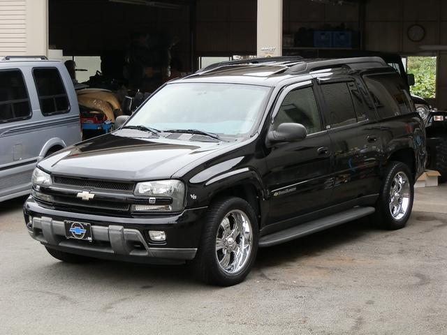 シボレー EXT LTZ V8 5.3 ロングボディー 1ナンバー