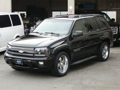 シボレー トレイルブレイザースタークラフトLTZ ディーラー車 1ナンバー