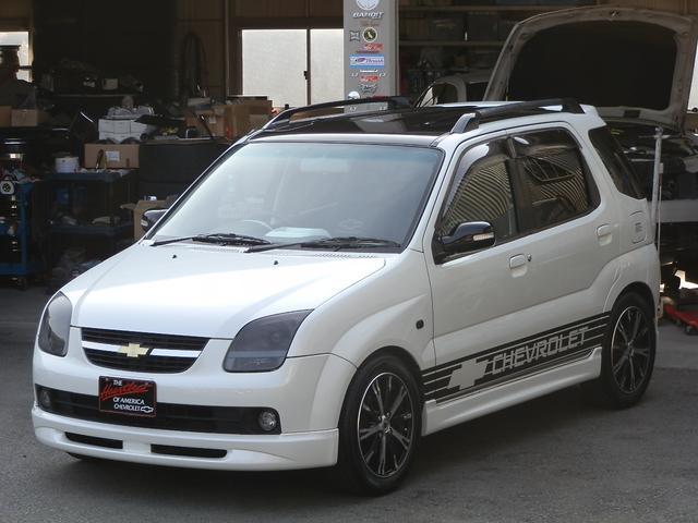シボレー LT 4WD  フルエアロ付フルカスタム 車検2年付