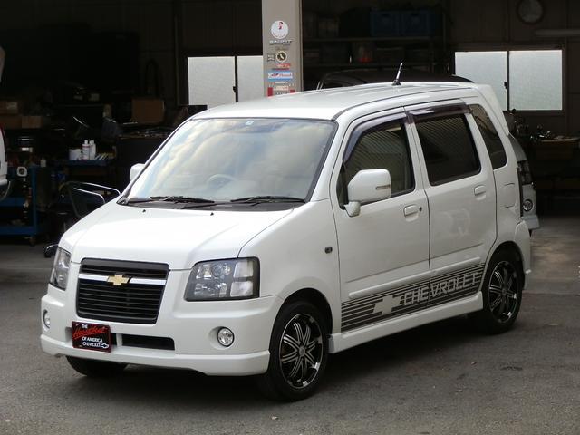 シボレー 上級グレード4WD ヒーター付レザーシート ナビ&TV