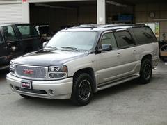 GMCユーコンデナリ XLロングボディー 中期モデル リニューアルフルカスタム 新車並行輸入実走行 1ナンバー