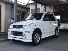 テリオスキッドCL エアロ 4WDターボ ABS付