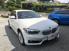 BMW118i スマートキー Pスタート HDDナビ バックカメラ
