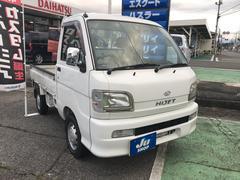 ハイゼットトラック4WD 5速マニュアル エアコン ゴムマット 三方開