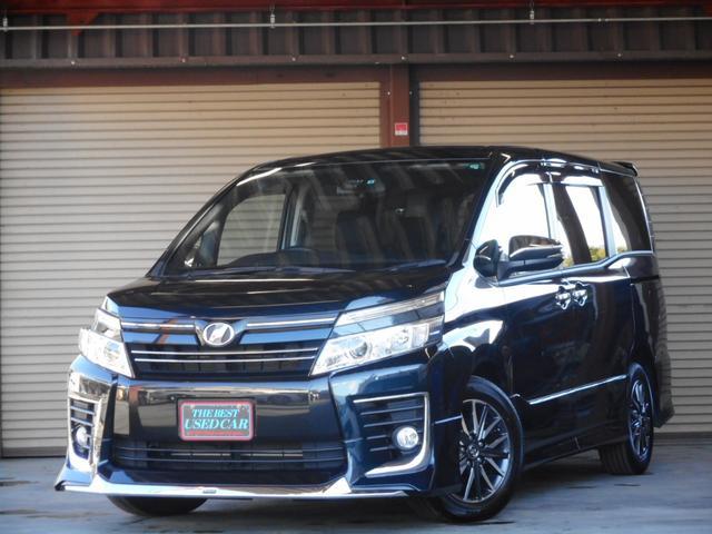 トヨタ ZS 煌 4WD ワンオーナー 両側パワースライト