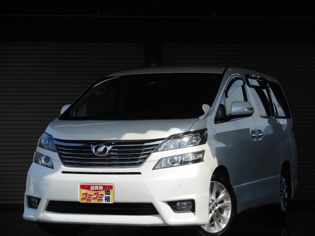 トヨタ 2.4Z プラチナムセレクション ワンオーナー