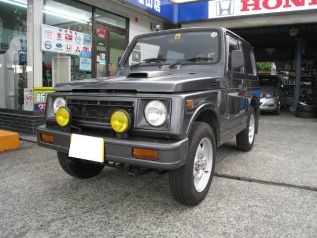 スズキ バン HC ターボ 4WD 5速マニュアル車 CDデッキ