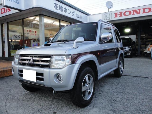三菱 エクシード 4WD ターボ メモリーナビ キーレス