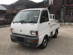 ミニキャブトラックTL 4WD 5速マニュアル車 エアコン付