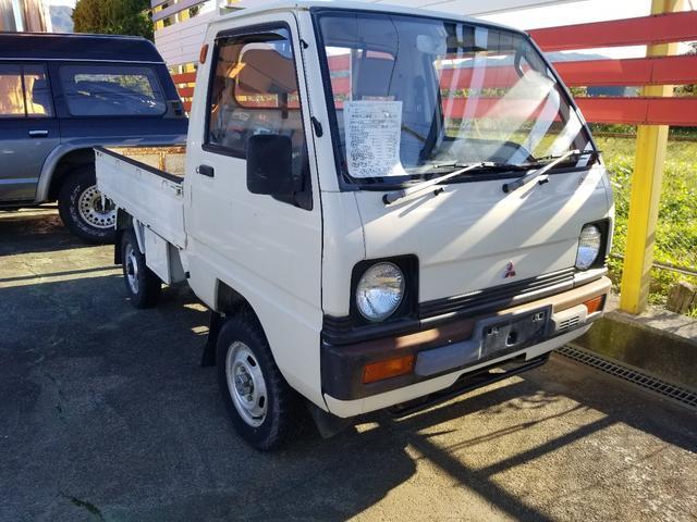 三菱 4WD マイティ
