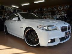 BMW523i Mスポーツパッケージ WORK21AW ローダウン