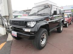 ランドクルーザープラドSXワイド 4WD