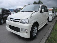 テリオスキッドカスタムX 4WD