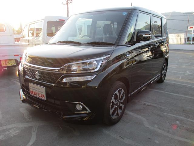 スズキ ハイブリッドMV 4WD