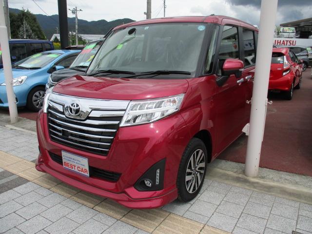 トヨタ カスタムG 4WD