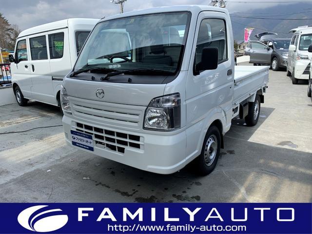 マツダ KCエアコン・パワステ 4WD 5速マニュアル