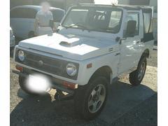 ジムニーJA11 ジムニー幌タイプ 4WD レカロ ETC タニグチ