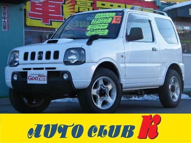 マツダ XC 4WD ターボ ルーフレール ETC車載器 キーレス
