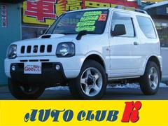 AZオフロードXC 4WD ターボ ルーフレール ETC車載器 キーレス