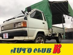 タウンエーストラック4WD 5速マニュアル ワンオーナー パワステ 三点開き幌