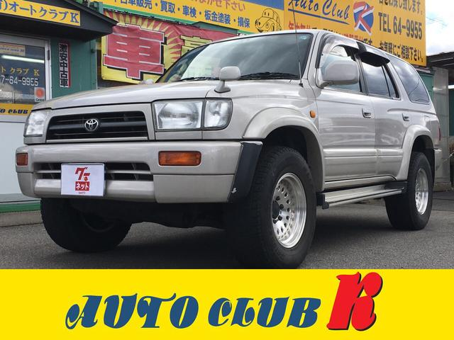 トヨタ SSR-X ワイドボデー 4WD HDDナビ ETC アルミ
