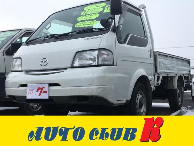 マツダ 4WD 5速MT CDオーディオ エアバック シングルタイヤ