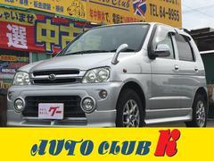 テリオスキッド4WD 5MT キーレス CD MD 15インチアルミ
