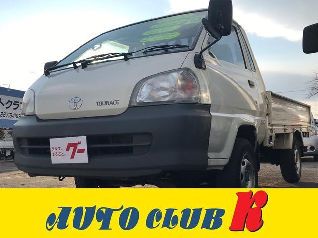トヨタ 4WD エアコン パワステ パワーウインド カセット ベンチ